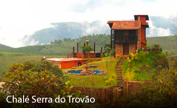 Chalé Serra do Trovão